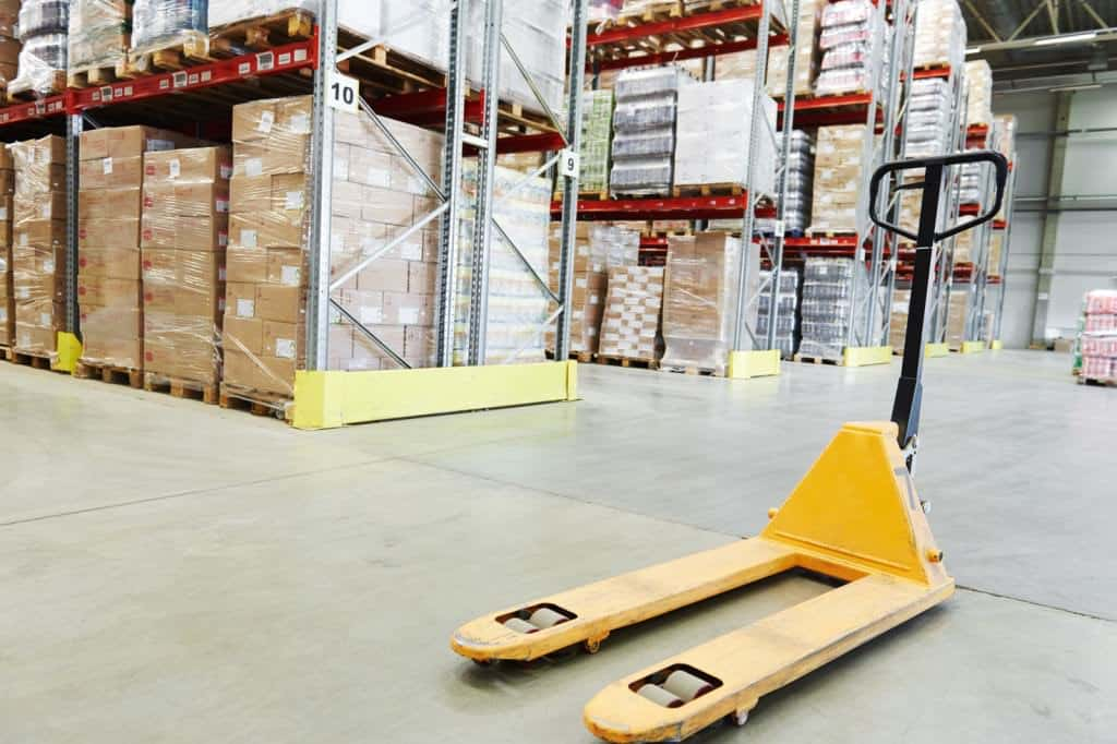 Pallet Truck Training Course Materials Free Training Course UK Online Trainer Bubble