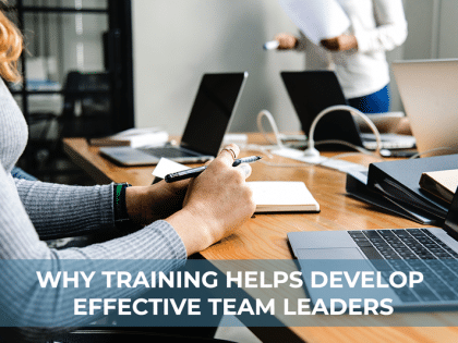 training effective leaders