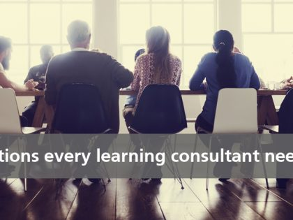 questions learning consultants