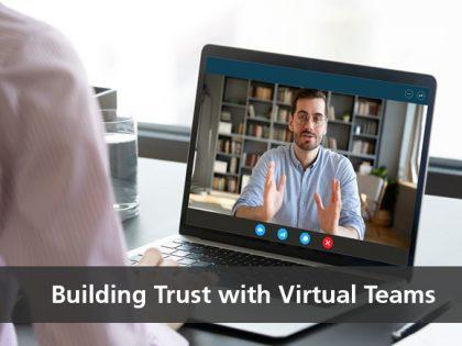 building trust virtual teams