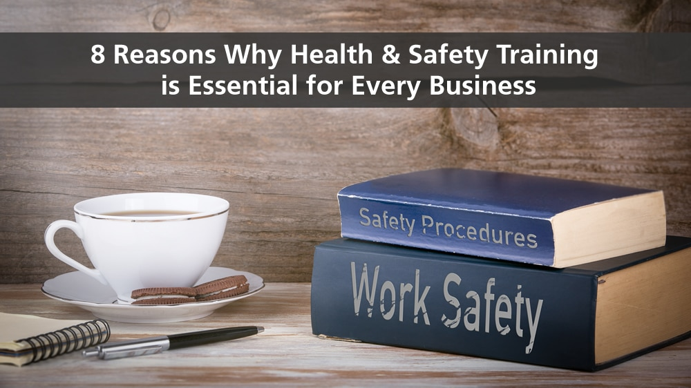 health and safety essential business