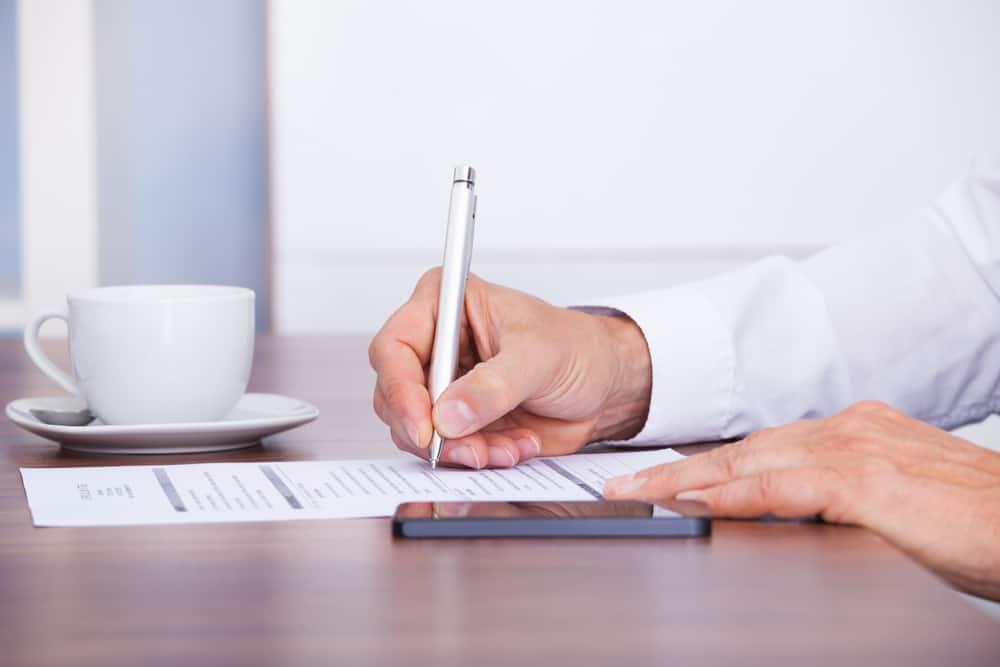 writing a cv e-learning