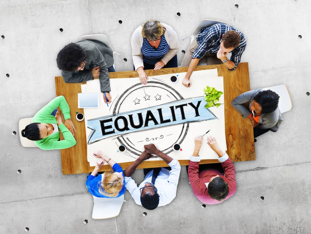 diversity and equality in workplace Diversity in the workplace essay diversity is an aspect of life that is almost inescapable, especially in the workplace as we go about our daily lives, we are surrounded by people and cultures that differ from what was once considered the typical american lifestyle.