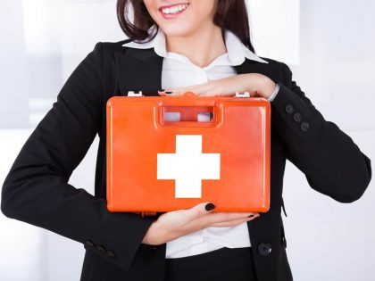first aid at work e-learning