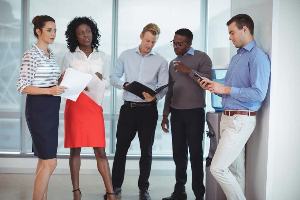managing workplace culture training materials