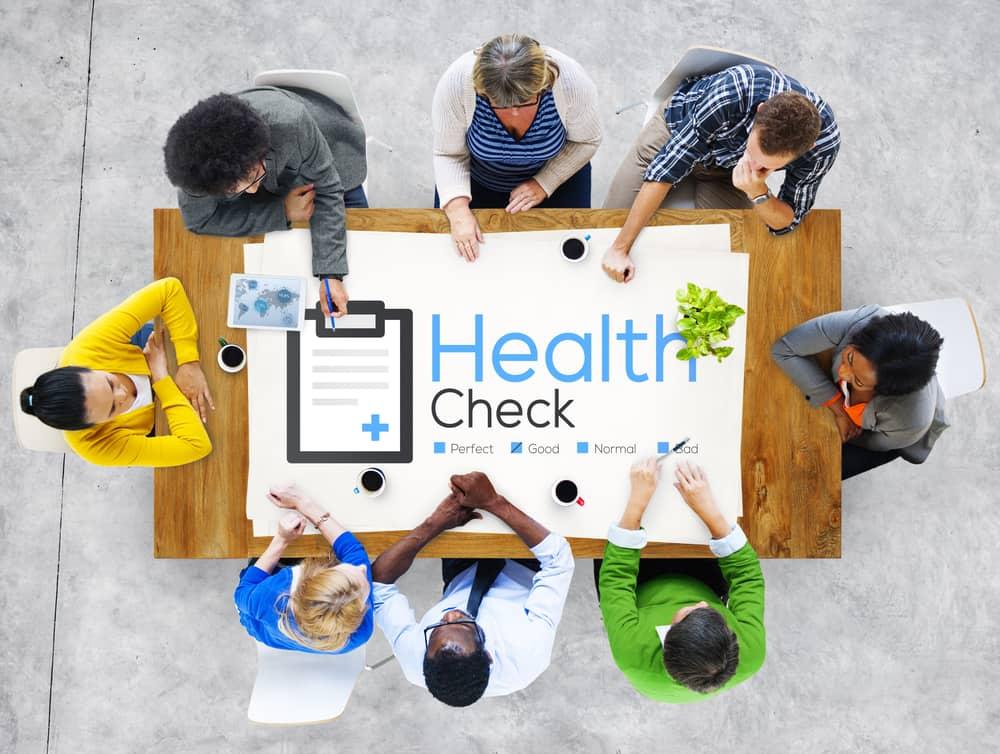 team health check e-learning