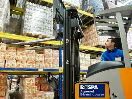 food safety logistics