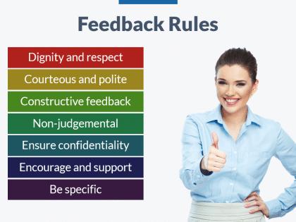feedback rules