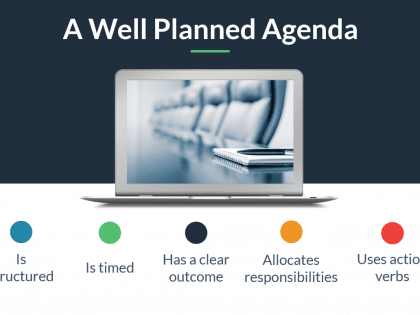 planned agenda minute