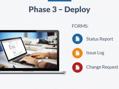 project management deploy