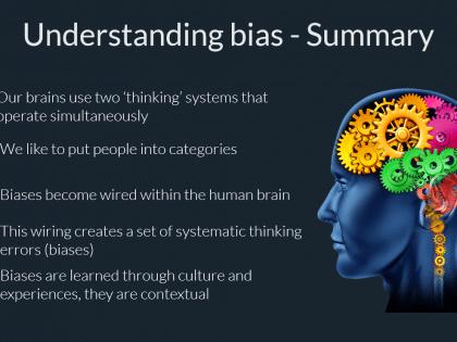 unconscious bias understanding