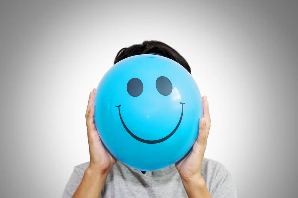 happy face free energiser