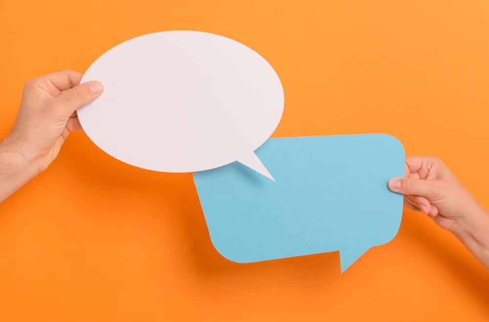 speech bubbles free energiser