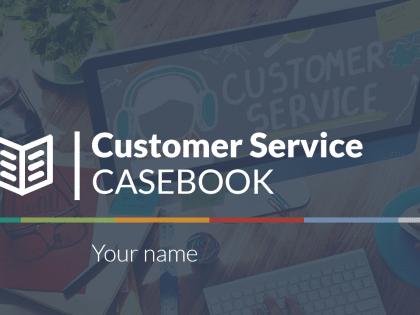 customer casebook
