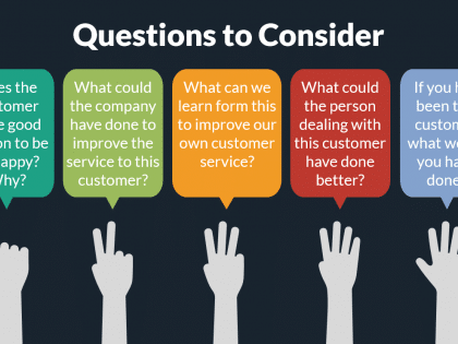 customer service questions