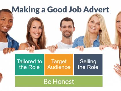 good job advert
