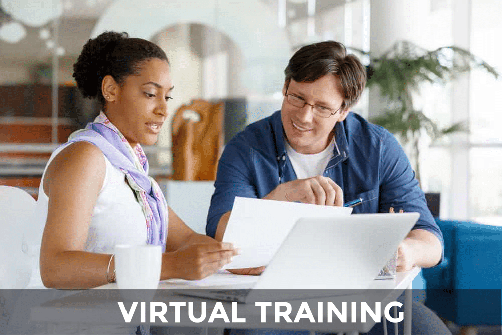 coaching virtual training