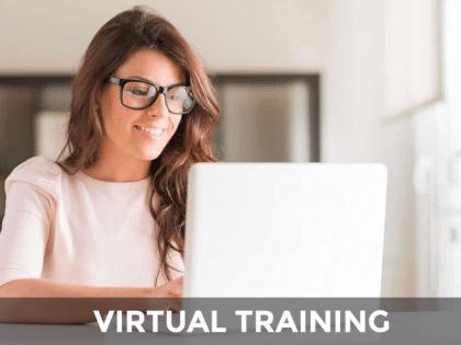 report writing virtual training