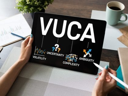 VUCA E Learning