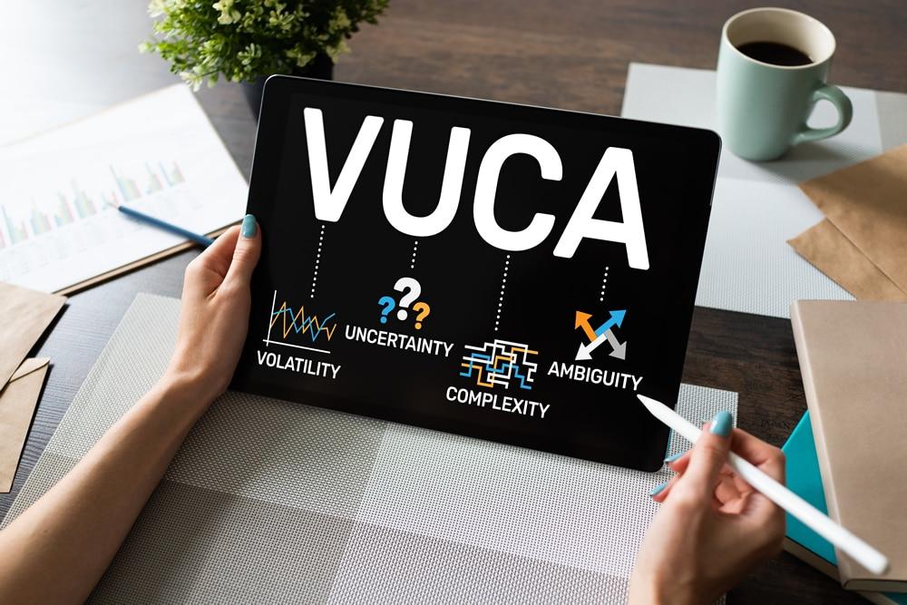 VUCA E Learning