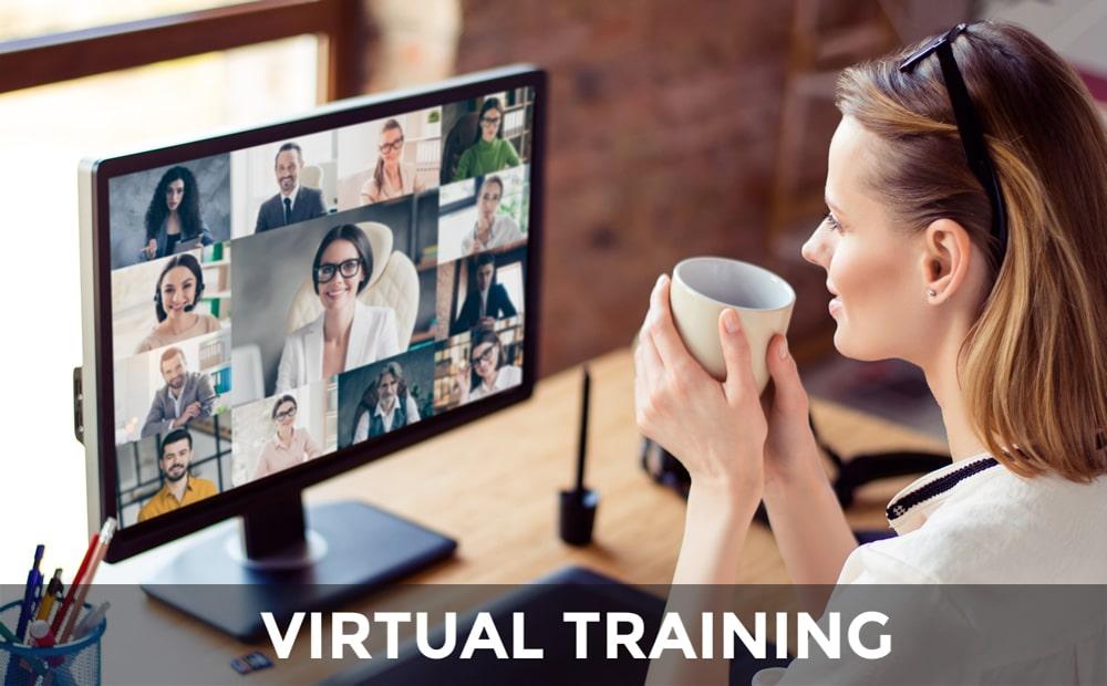 the virtual trainer virtual
