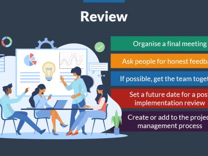 project management review