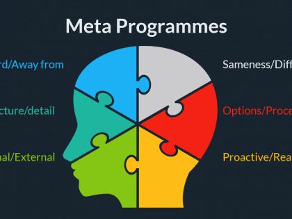 nlp meta programmes