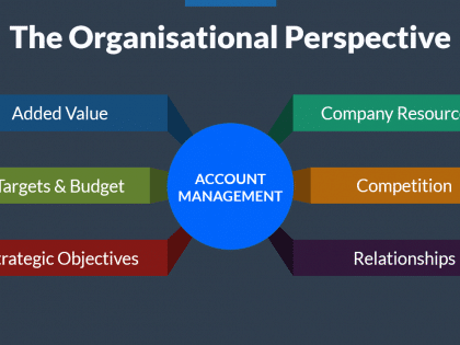 the organisational account