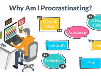 why procrastinate
