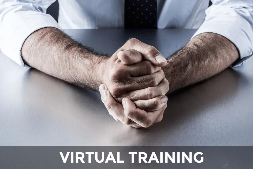 anger management virtual training