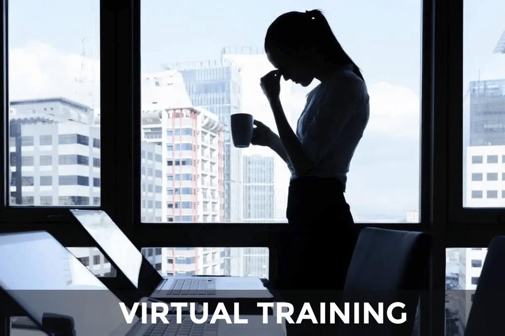 anxiety virtual training