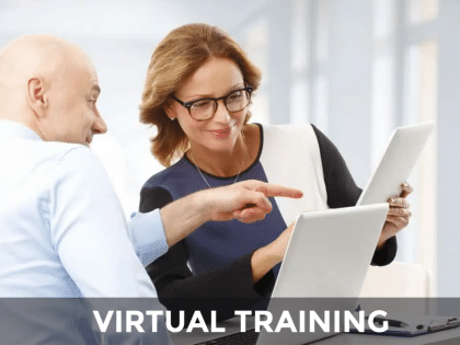asking for business virtual training