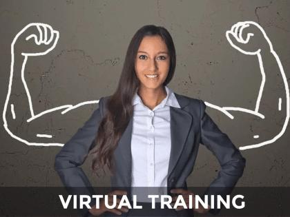 assertiveness virtual training materials